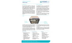 PhenoSys - Multi-Channel Olfactometer Brochure