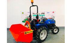 Solis - Model 20 - Compact Tractor
