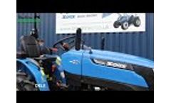 The Solis 20 4WD Compact Tractor - Video