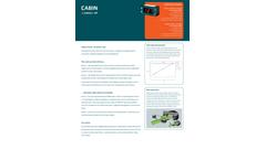 Kimax - Model 1 - Air Suspension Axle Load Meter Brochure