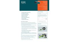 Kimax - Model 2 - Air Suspension Axle Load Meter Brochure