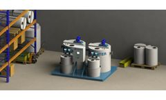 Imwater - Neutralization Plant of industrial effluents