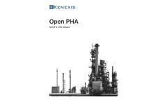 Open PHA - Version HAZOP & LOPA - Desktop and Open PHA Premium Software - Brochure