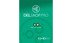 CMP - Model DEL PRO - Advanced Oxidation Process Systems (AOP) Brochure