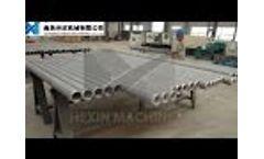 Welcome to Qingdao Hexin Machinery  Video