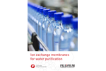 Ion Exchange Membranes for Water Purification - Brochure