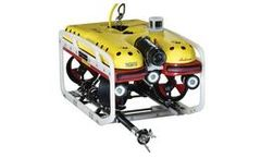 Falcon - Model DR - Professional Portable Underwater Deep-Rated Vehicle