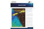 Katfish - Tethered Underwater Vehicles with SAS Brochure