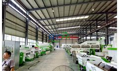 Feed Pellet Mill And Wood Pellet Mill Manufacturer - Show You The Production Workshop (I)