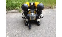 Eprons - Model RB 300 - Underwater Remote Operated Vehicles