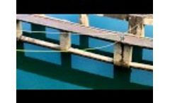 ROV RB Mini 300 EPRONS ROV and AQUAMONT SERVICE in Albania Dam inspection Video
