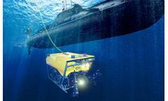 ECA - Model H2000 - ROV Systems for Assistance to Submarines in Distress