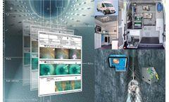 ECA - Model 500M - Deep Borehole TV Inspection System