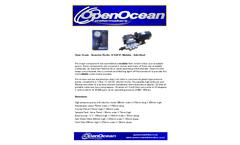 Open-Ocean- - Model 12/24 Volt DC - Electric Low Current System Brochure