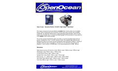 Open-Ocean - Model 12/24 Volt DC - Electric High Output System Brochure