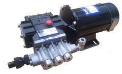 Open-Ocean- - Model 12/24 Volt DC - Electric Low Current System