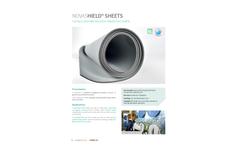 Novashield - Sheets Brochure