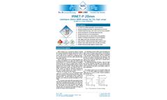 Irnet - Model P 20mm - NDIR Gas Sensor for CO2 Brochure