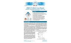 Irnet - Model P 20mm - Low Power NDIR Gas Sensor Brochure