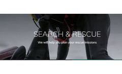 Underwater Drones for Search & Rescue