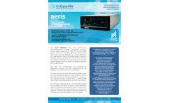 Aeris - Model AE2050U - Trace Sulphur Dioxide Analyser - Brochure