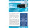We-Care - Model AE2050 - Sulphur Dioxide Analyser - Brochure
