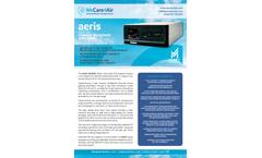 We-Care - Model AE2030 - Carbon Monoxide Analyser - Brochure