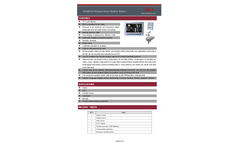 Rika - Model RK900-05 - Wireless Home Weather Station Brochure