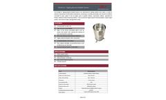 Rika - Model RK400-01 - Tipping Bucket Rainfall Sensor Brochure
