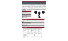 Rika - Model RK100-01 - Wind Speed Sensor Brochure