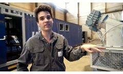 Complete turn key unit for turning plastic waste into electricity Video