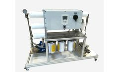 SolarRO PRO - Model 750 - Brackish Water RO System