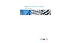 Vitrocell - Model Cloud 6 - Exposure Systems Exposure to Liquid Aerosols - Brochure