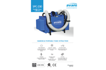 Avani - Model SPC-230 - Handheld Portable Fume Extraction Unit Brochure