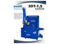 Avani - Model SDT-1.5 - Downdraft Tables