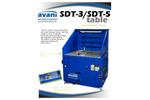 Avani - Model SDT 3 / 5 - Down Draft Table Brochure