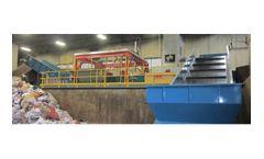 Organix Bags Sorting Robot