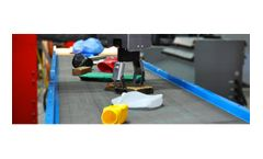 Construction and Demolition Recycling Sorting Robot