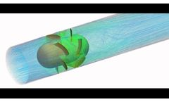 Sea-Lix AS Contra-RotatingTurbine Video