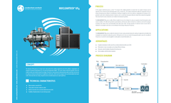 Nucleantech - Model UF6 - Wastewater Treatment System Brochure