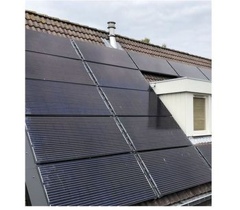 PVT Solar Panel for Local Heating network - Energy - Solar Power