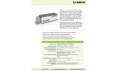 EcoVolt MINI - Containerized Treatment and Water-Reuse System Brochure