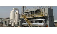 Baolan - Regenerative Thermal Oxidizer (RTO)