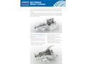 Ansaldo - Non Reheat Steam Turbines Brochure