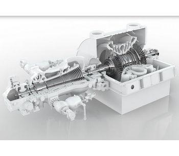 Ansaldo - Non Reheat Steam Turbines