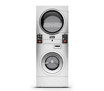 UniMac - Model UST30 - 30lb Capacity High-Performance Industrial Washer-Extractor