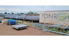 Dewatering drilling mud - France - Case Study
