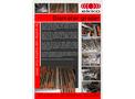 Ekko - Model EM - Diameter Roller Grader  Brochure