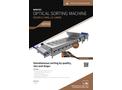 Newtec Celox - Model C-UHD - Optical Sorting Machine Brochure