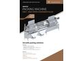 Newtec - Model HSCF - Packing Machine Brochure